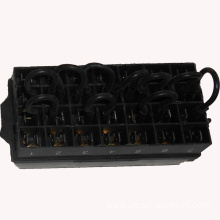 Best quality and factory for Wheelloader Spare Parts good quality loader spare parts fuse box 5004355 supply to Colombia Supplier