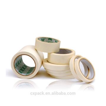 crepe paper tape jumbo roll for masking tape