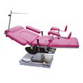 Electric obstetric delivery bed