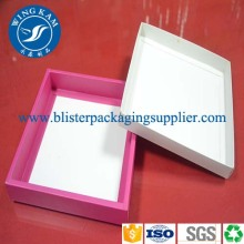New Fashion Variform Folding Jewelry Paper Box Packaging