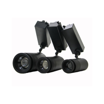 Black High Quality 15W LED Track Light