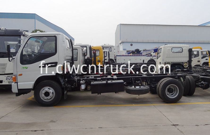 Light Duty Towing vehicle chassis 2