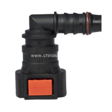 Urea Line Quick Connector Of 9.49mm ElbowTo Hose ID 8mm