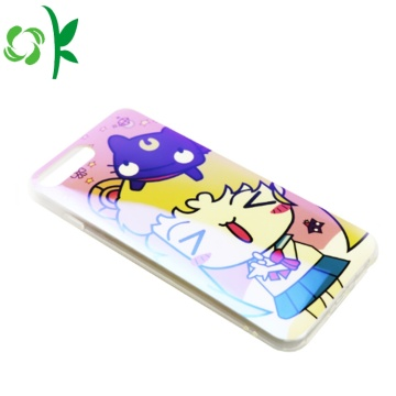 Best Half Cover IMD Soft TPU Phone Case