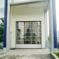 Pintu Garasi Polycarbonate Transparan Sectional