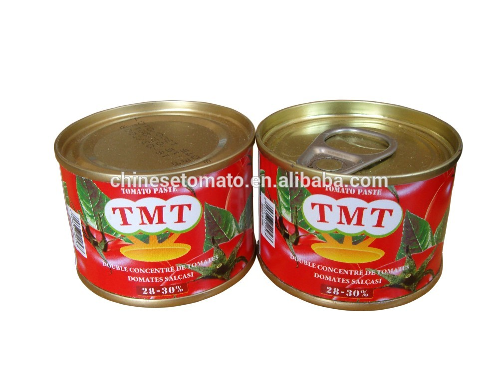 Tomato paste from small tomato paste machine