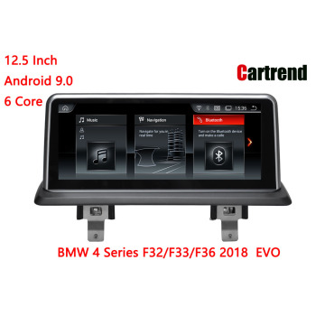 4 Series F32/F33/F36 Radio Upgrade
