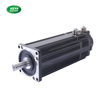 high quality 200w 24v bldc motor with brake with encoder