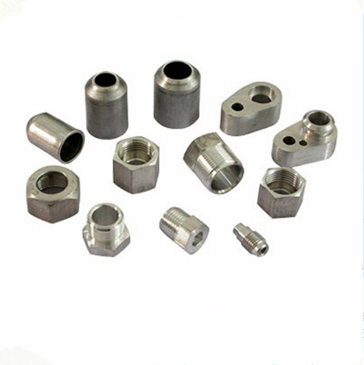 High Precision Lathe Machining Stainless Steel Turned Parts 2