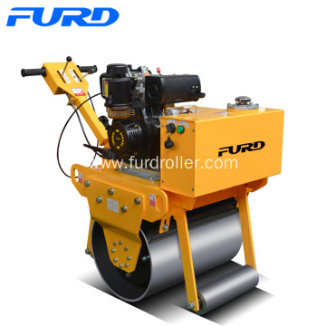 Walk Behind Single Drum Roller Soil Compactor