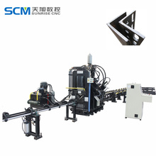cnc marking punching and cutting machine for angles