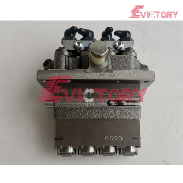 DEUTZ BF4M2013 injector nozzle BF4M2013 fuel injection pump