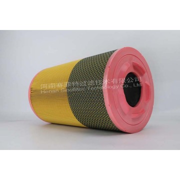 Round Soft Engine Air Filters