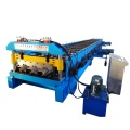 Full automatic metal roof sheet roll forming machine
