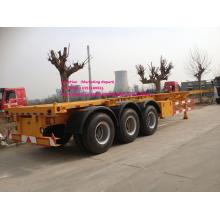 40feet Skeleton container semitrailer