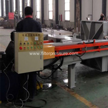 Hydraulic Chemical Industry Plate Frame Filter Press