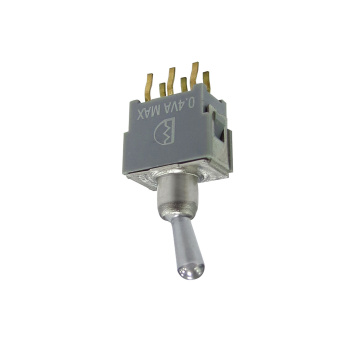 UL Washable Sub-miniature Triple Toggle Switches