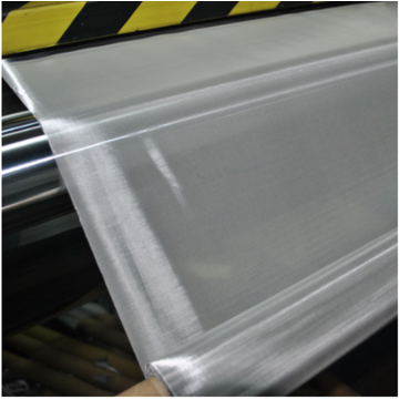 Stainless steel 316L plain weave wire mesh