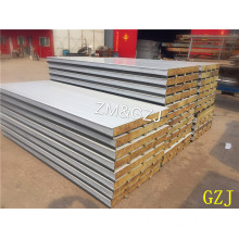 Fire proof rock wool sandwich panel for construction