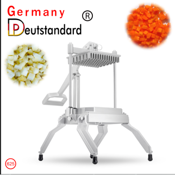 Vegetable cutting machine slicer