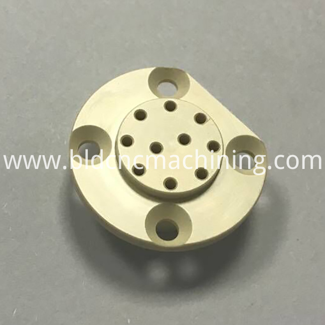 pps parts machining