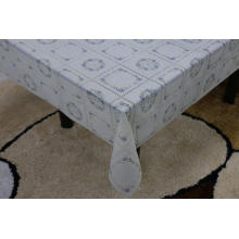 Printed pvc lace tablecloth by roll vintage