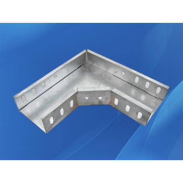 Galvanized steel horizontal cable tray accessories
