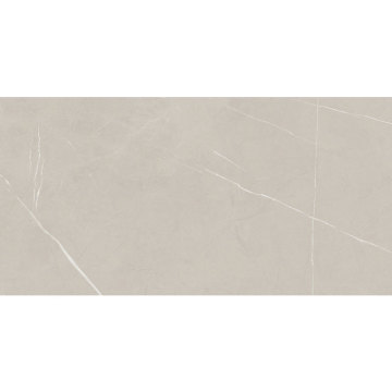 Kitchen carrara venato marble tile threshold floor