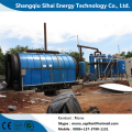 Smallest Capacity Pyrolysis Plant with Waste Plastic