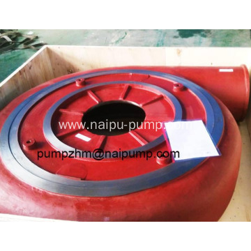 AH slurry pumps metal spare parts