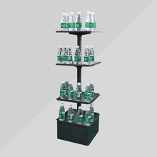 Retail metal fixtures store display racks