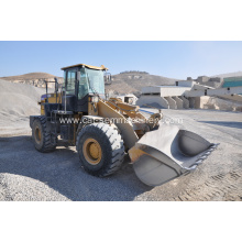 SEM 656D heavy wheel loader for quarry