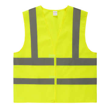 100 % polyester high quality reflective warning vest