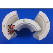 assembled alumina ceramic chuck semicircle parts