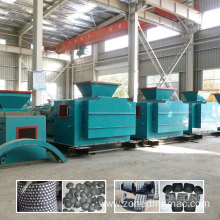 High quality factory for Coal Briquette Machine 2018 New Fluorite Powder Briquetting Press Machine export to Azerbaijan Factory