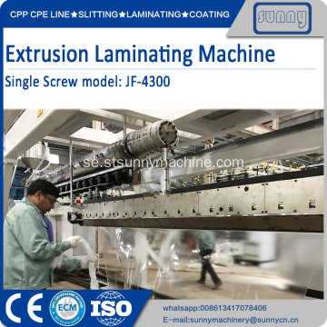 Extrusion Coating Laminating Machine enda T-Die System