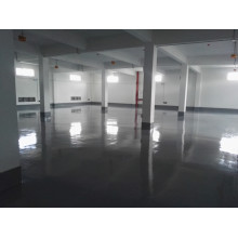 Dark grey epoxy anti-static topcoat coating