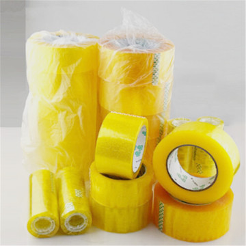 Transparent strong glue bopp packing