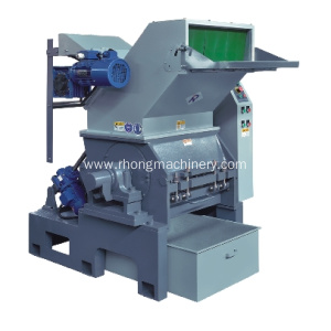 plastic longer film or sheet granulator with CE