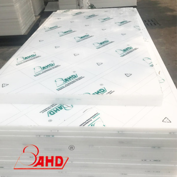 CNC Machining Welding PP Polypropylene Sheet