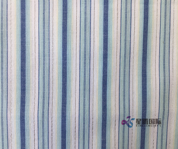 100 Cotton Yarn Dyed Chambray Fabric
