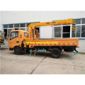 CAMC Folding 8ton Truck Mounted Cranes