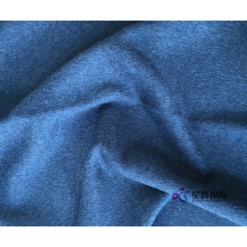Winter Coat Chunky Wool Woven Fabric
