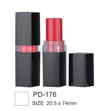 Empty Square Lipstick Packaging