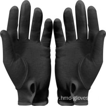 Hot Selling Black Cotton Gloves Military Parade Glove