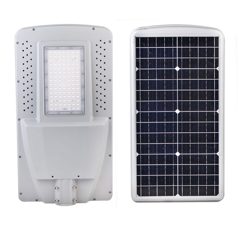 Solar Pole Lamp Light 30w
