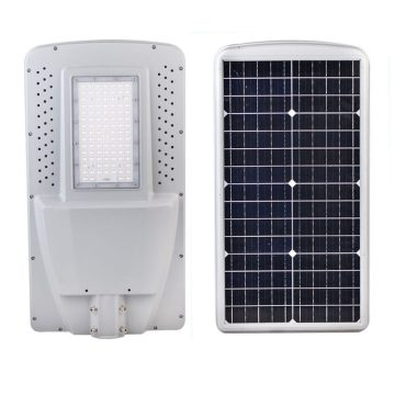30W Solar Power Street Light Pole Fixture