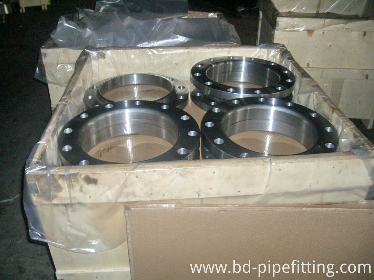 MNPT Steel Forged Thread Flanges
