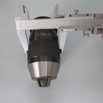 High Precision Taper-fitting Keyless 16mm Drill Chucks
