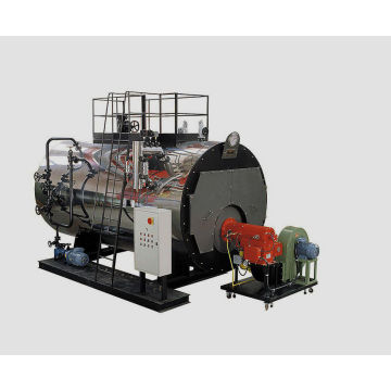 Automatic 2 Ton Oil Fired Steam Boiler